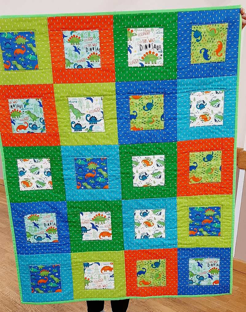 Another Linus quilt made by Alison